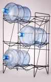 Berceau en métal pour l'eau embouteillée (HBC-X6)