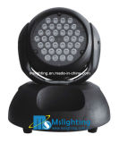 12*10W RGBW 4en1 LED Moving Head Wash lumière