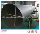 Tubulações de aço inoxidáveis frente e verso de Dn800 Uns31803 ERW