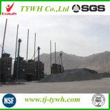 Carbón de antracita calcinada carbono Aditivo para fabricación de acero