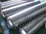 고압 태양 온수 난방 시스템 열파이프 진공관 태양열 수집기 태양 온수기