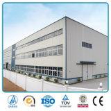 Здание конструкции многофункциональной новой конструкции стальное