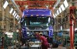 JAC Hfc4251kr1 420HP 6X4 Primärkraft-LKW/Traktor-LKW