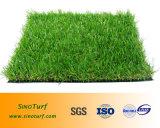 Gras van het Gazon van de zomer het Kunstmatige met Gras van het Gras van het Garen van de Vorm van de Rechthoek het Valse voor Landschap, de Decoratie van de Tuin