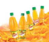 Chaîne de fabrication de jus de mangue
