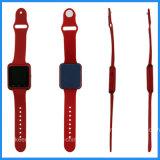 方法男性用ステンレス鋼の防水腕時計