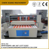De automatische Roterende Scherpe Machine van de Matrijs