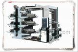 6 couleurs automatique Machine d'impression flexographique