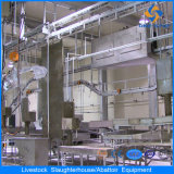 Ce Cattle Halal Slaughter House Machine in Abattoir