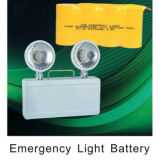 für Emergency Light Cylindrical Rechargeable NiMH Battery Pack