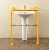 De plastic Nylon die Staaf van de Greep van de Veiligheid in Badkamers, Badkuip/Toilet wordt gebruikt
