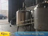 Vinho de depósito de fermentação do vinho de frutos fermentador