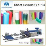 Extrudeuse en feuille de plastique monobloc (YXPB750)
