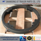 半トレーラーの部品のためのJostのタイプ回転のリングベアリング回転盤