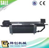 Máquina de impresión de inyección de tinta Backgroud de pared de alta precisión