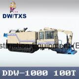 Los equipos de perforación direccional horizontal (DDW-1000) , para el proyecto de cruce de larga distancia