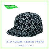 Impresión del Snapback de Hip Hop y gorra de béisbol del bordado