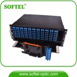 Rek Mounted 4u 144core Fiber Optical Frame ODF