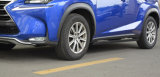 Para Lexus Rx Auto Parts boards de corrida elétricas (passos laterais)