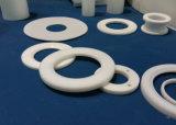 Ptfe- Blad, TeflonBlad, Plastic Blad dat met de Maagdelijke Teflon Materiële, Witte en Zwarte Kleur van 100% wordt gemaakt