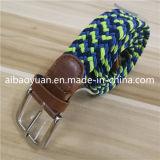 人の方法ポリエステルリボンの伸縮性がある編みこみのウエストベルト