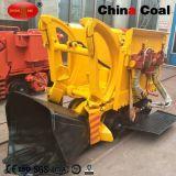 Cargador de pala neumático Mucking subterráneo de la suciedad del mineral de la mina de la máquina