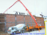 Grupo Hongda 28m Bomba de concreto com boom
