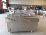 Dz700はパンのための完全なサーボ流れの食糧パッキング機械を起こした