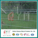 Rete fissa saldata ricoperta PVC saldata della rete metallica di /Galvanized del comitato del collegare 3D