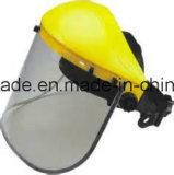 SGS를 가진 안전 얼굴 방패 /Half 헬멧 방패 또는 방어적인 얼굴 방패