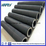 1 pouce DN 25mm 4sh Rubber Hydraulic Hose
