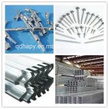 De Clase Mundial de la estructura de acero prefabricadas casa con certificación SGS
