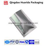 Hochtemperaturwiderstand-Aluminiumfolie-Retorte-Beutel/Blutgeschwür, das unten Beutel packt