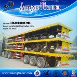 De Aanhangwagen van de Container van het Skelet van Aotong 20FT voor Verkoop (LAT9300TJZG)