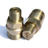 Pièces de usinage d'aluminium/alun/acier inoxydable/de commande numérique par ordinateur de précision en métal en laiton de pièce de tour d'usine