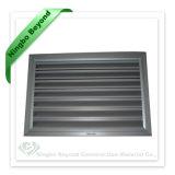 Âme amovible Simple Déflection Grille d'air avec du nylon Mesh pour plafond ou mur