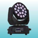 熱い段階の照明18PCS 10W LED移動ヘッドライト