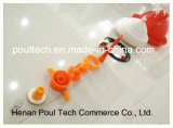 Automatischer Huhn-Rahmen-Geräten-Huhn-Trinker (Plastik)