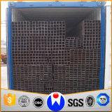 Tubos de acero de la venta del cuadrado caliente del carbón
