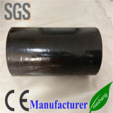 Black 23mic Machine Jumbo Roll Pallet LLDPE / PE Stretch Film