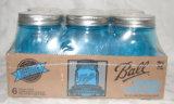 Mermelada de Mason Jar miel Preseving Alimentos tarro de cristal botella de cristal