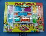 Mulit 착색된 찰흙 실행 반죽 교육 플라스틱 장난감 (860331)