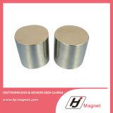 De sterke Magneten van het Neodymium van de Schijf van de Zeldzame aarde Permanente Gesinterde met Hoge Macht
