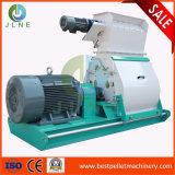máquina de madeira do moinho de martelo da alimentação de madeira da máquina de moedura da serragem 1-5t
