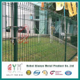 Декоративная загородка сетки Brc Fence/PVC Coated Brc загородки Rolltop