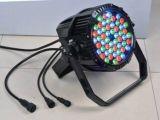 3en1 IP65 54X3W RGB LED PAR Can Etapa al aire libre Luz