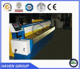 Máquina de corte da guilhotina, estaca e máquina de corte