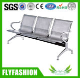 方法販売(SF-49F)のための3つのシートが付いている鋼鉄Publlicの待っている椅子