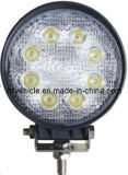 24W LED Flood Beam Work Light per Truck