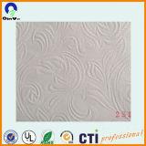 2017 Oferta de bajo precio de fábrica PVC película decorativa para azulejos de techo de yeso